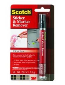 עט להורדת מדבקות וסימני צבע 3M
