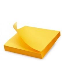 פתקיות דביקות צהובות