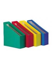 קופסאות קטלוג צבעוני