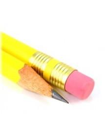עפרונות ארטליין עם מחק