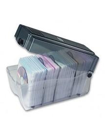 קופסת אחסון ל-150 CD